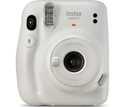 mini 11 Instant Camera - Ice White