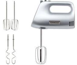 KENWOOD Handmix Lite Hand Mixer - Silver Best Price, Cheapest Prices