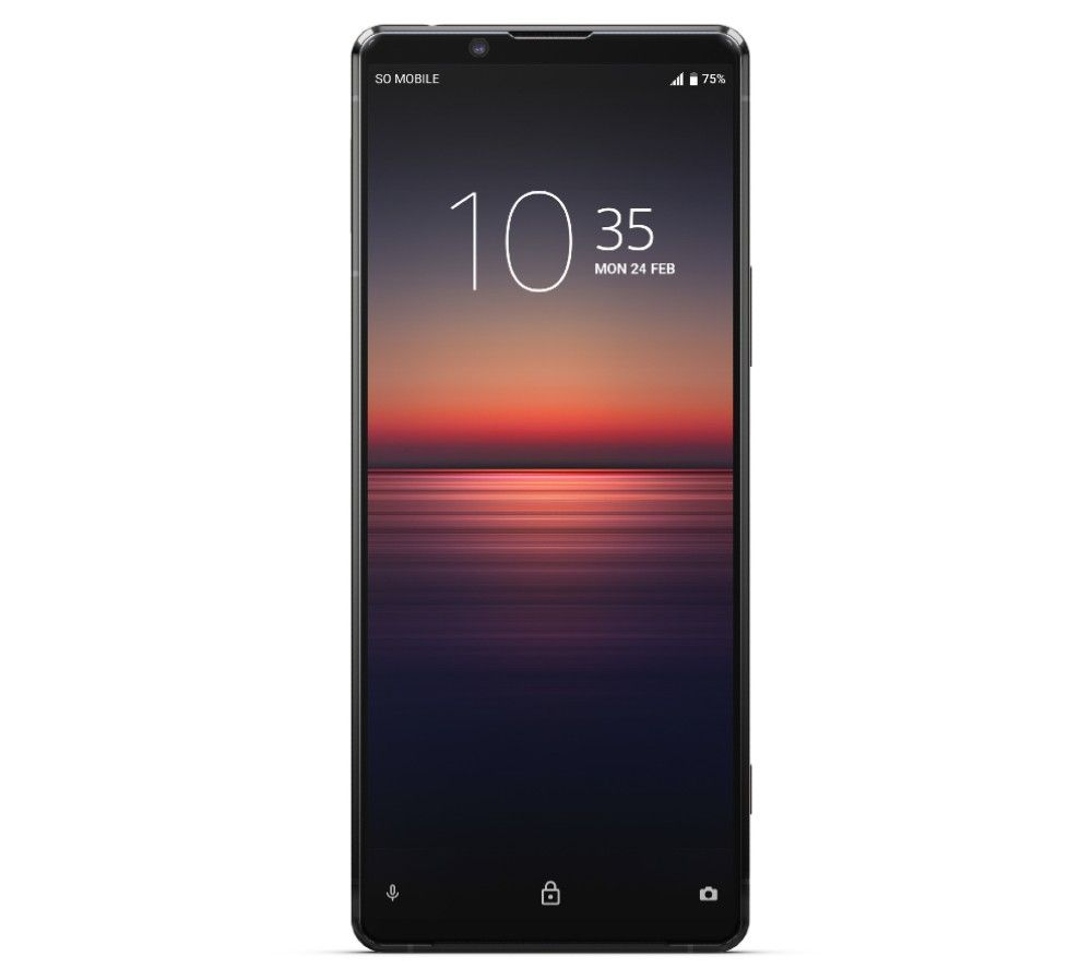 SONY Xperia 1II - 256 GB, Black
