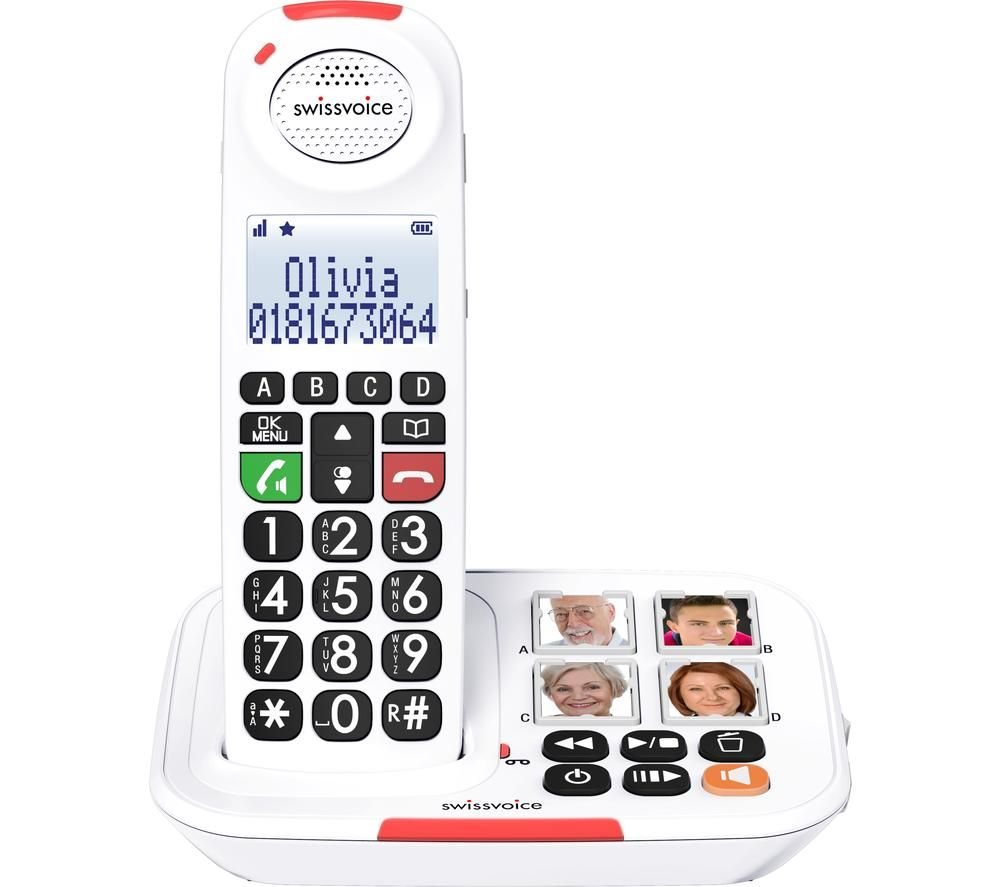 SWISSVOICE Xtra 2155 ATL1420234 Cordless Phone