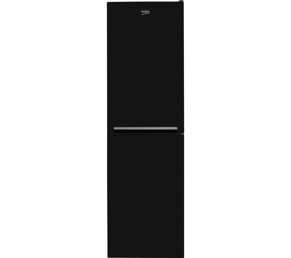 BEKO CFG3582B 50/50 Fridge Freezer - Black