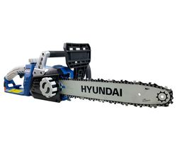 HYC1600E Corded Electric Chainsaw - Blue
