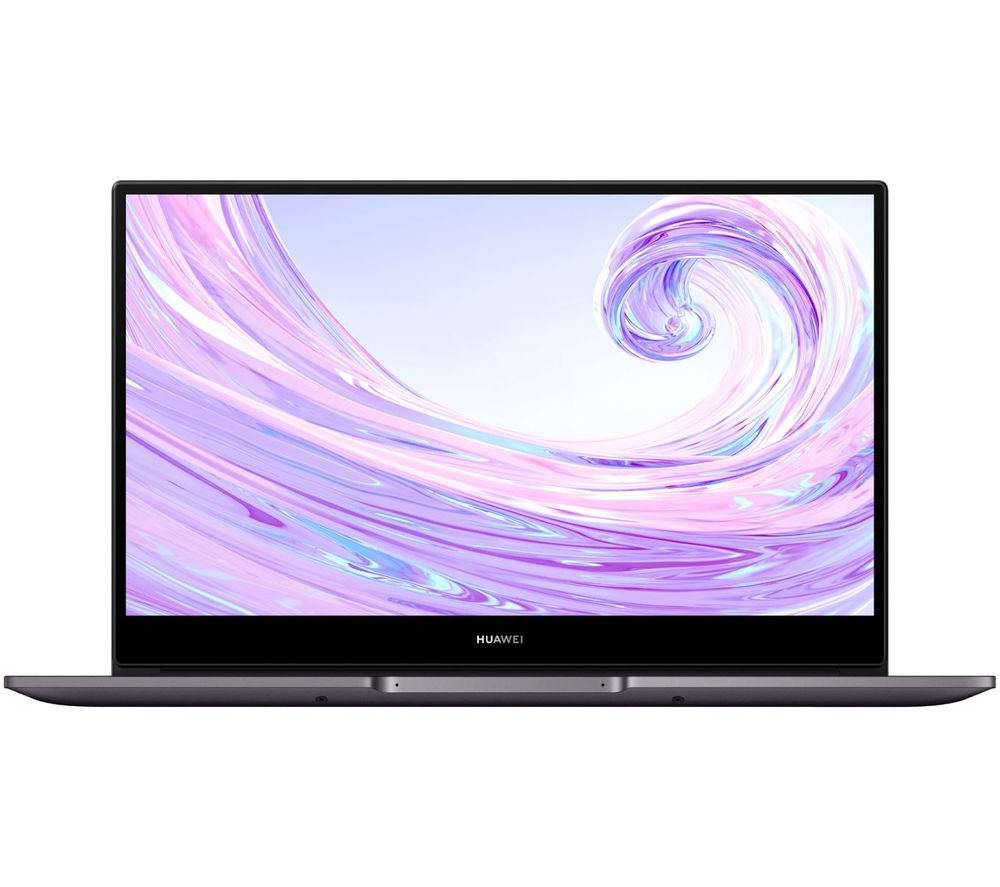 "Image of HUAWEI MateBook D 14"" Laptop - Intel®Core™ i5, 256 GB SSD, Grey, Grey"
