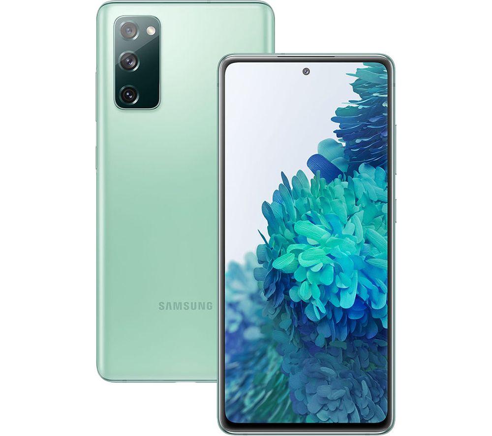 SAMSUNG Galaxy S20 FE 5G - 128 GB, Cloud Mint