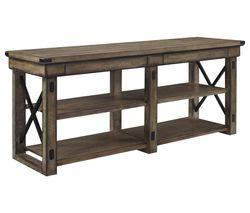 Wildwood 1768096PCOMUK 1600 mm TV Stand – Rustic Grey