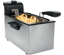 FR-6946 Deep Fryer - Silver