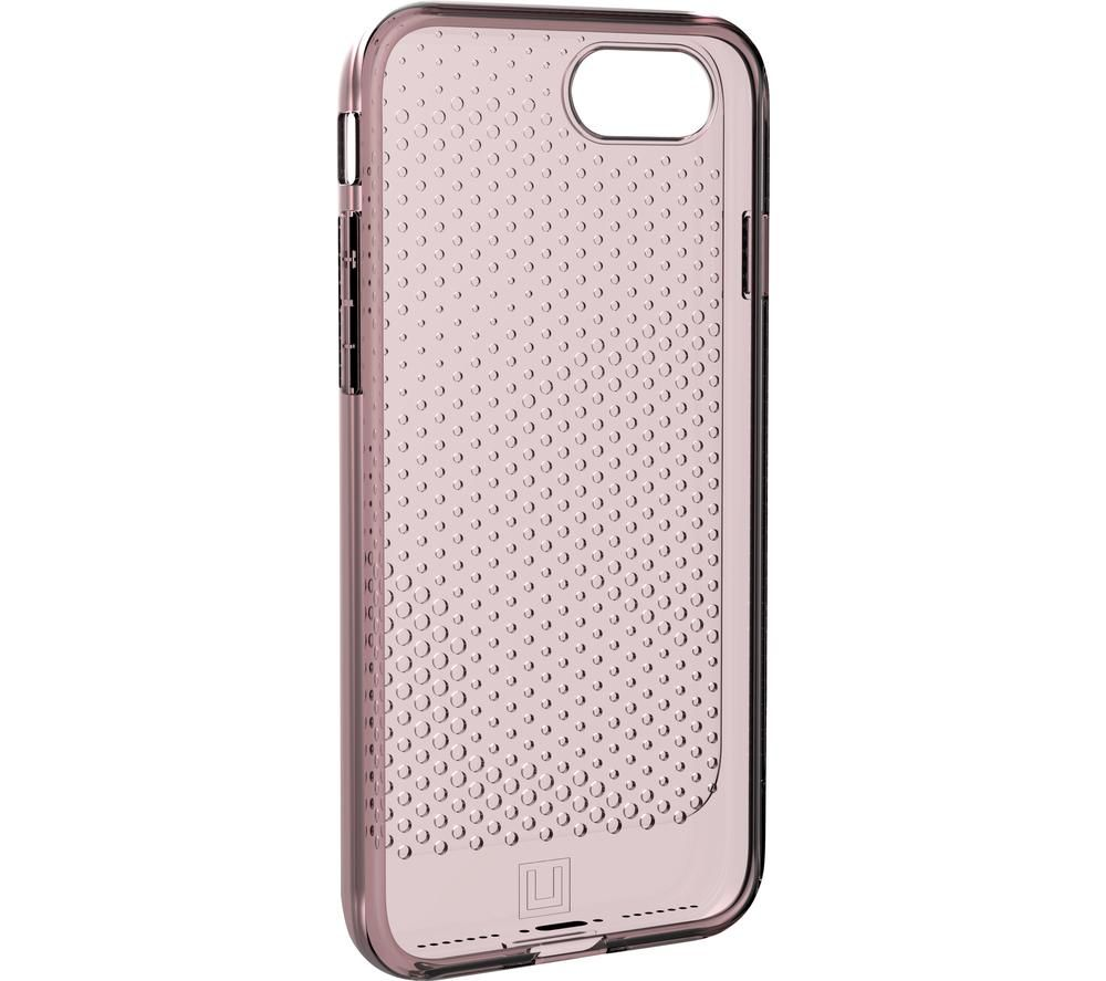UAG Lucent iPhone SE Case - Dusty Rose