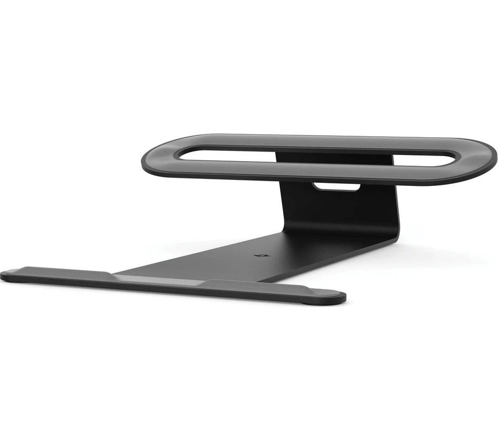 TWELVE SOUTH ParcSlope Laptop Stand - Matte Black, Black