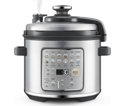 Fast Slow GO SPR680BSS Multicooker - Brushed Stainless Steel