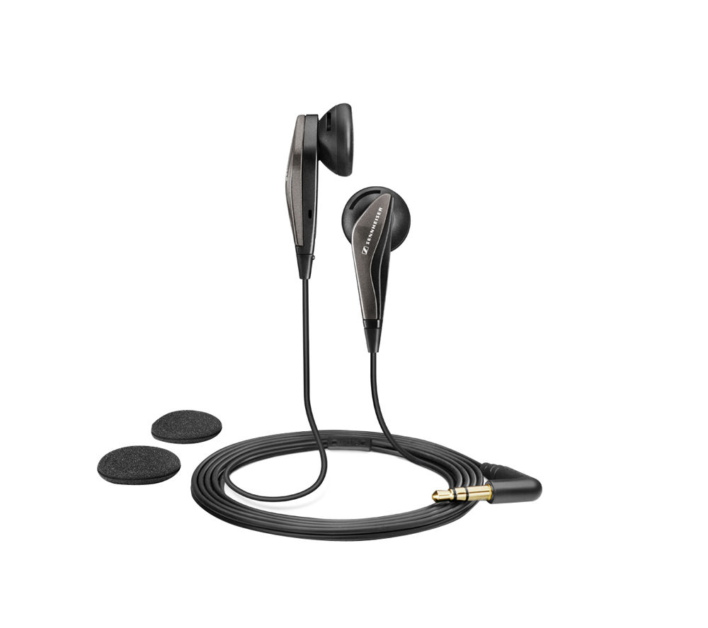 SENNHEISER MX 375 Headphones - Black