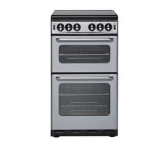 NEW WORLD 500TSIDL Gas Cooker - Silver