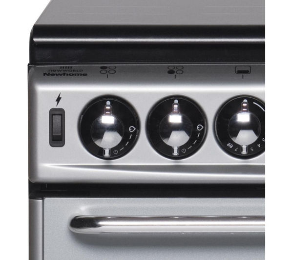 buy new world 500tsidl gas cooker silver free delivery currys rh currys co uk new world 50thlg gas cooker manual new world newhome gas cooker manual