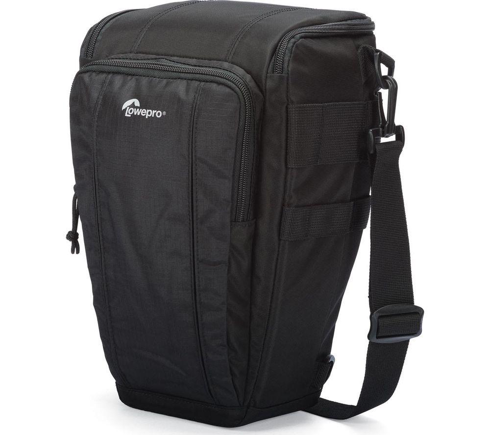 LOWEPRO Toploader 55 AW II DSLR Camera Bag - Black
