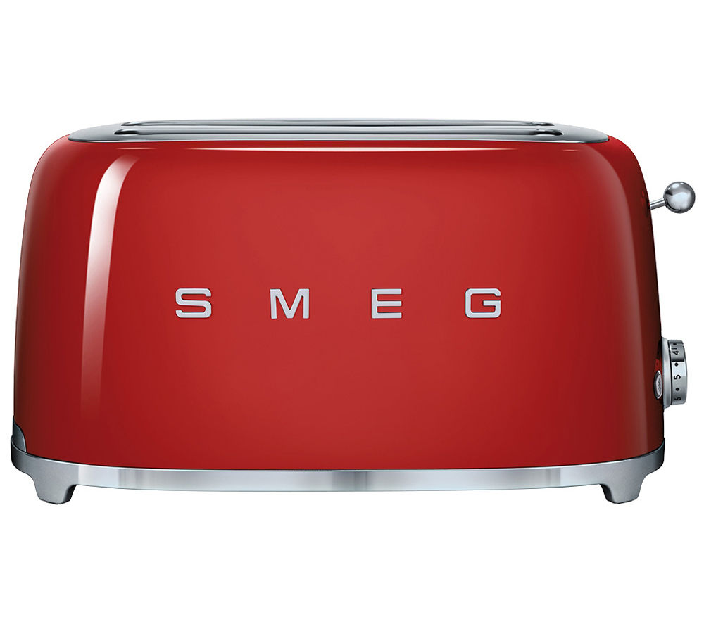 Compare prices for Smeg TSF02RDUK 4-Slice Toaster