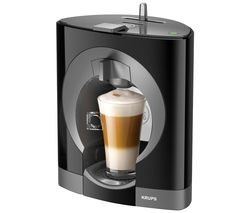 KRUPS Dolce Gusto Oblo KP110840 Coffee Machine - Black