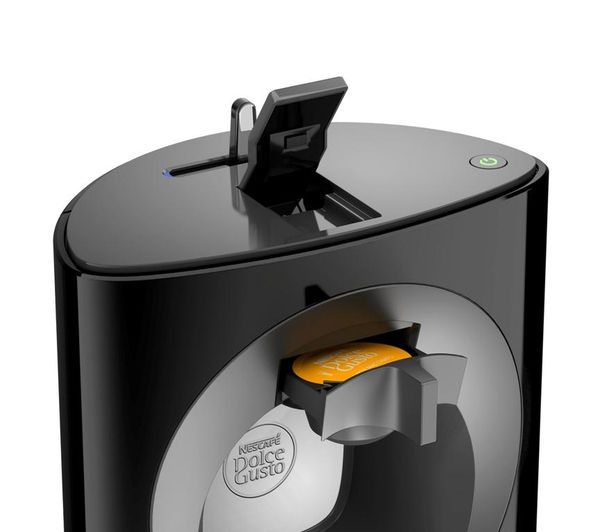 buy krups dolce gusto oblo kp110840 hot drinks machine black free delivery currys. Black Bedroom Furniture Sets. Home Design Ideas