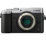 PANASONIC DMC-GX8EB-S Compact System Camera - Silver, Body Only