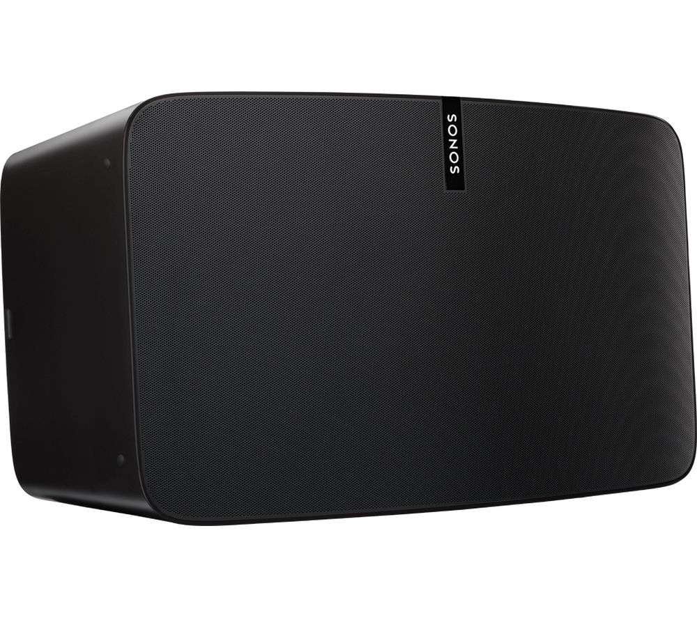 SONOS PLAY:5 Wireless Smart Sound Multi-Room Speaker - Black