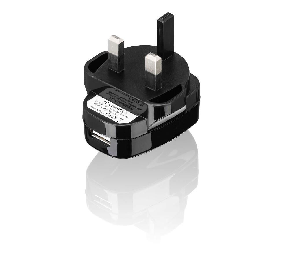 LOGIK L1AMBK16 Universal USB Charger