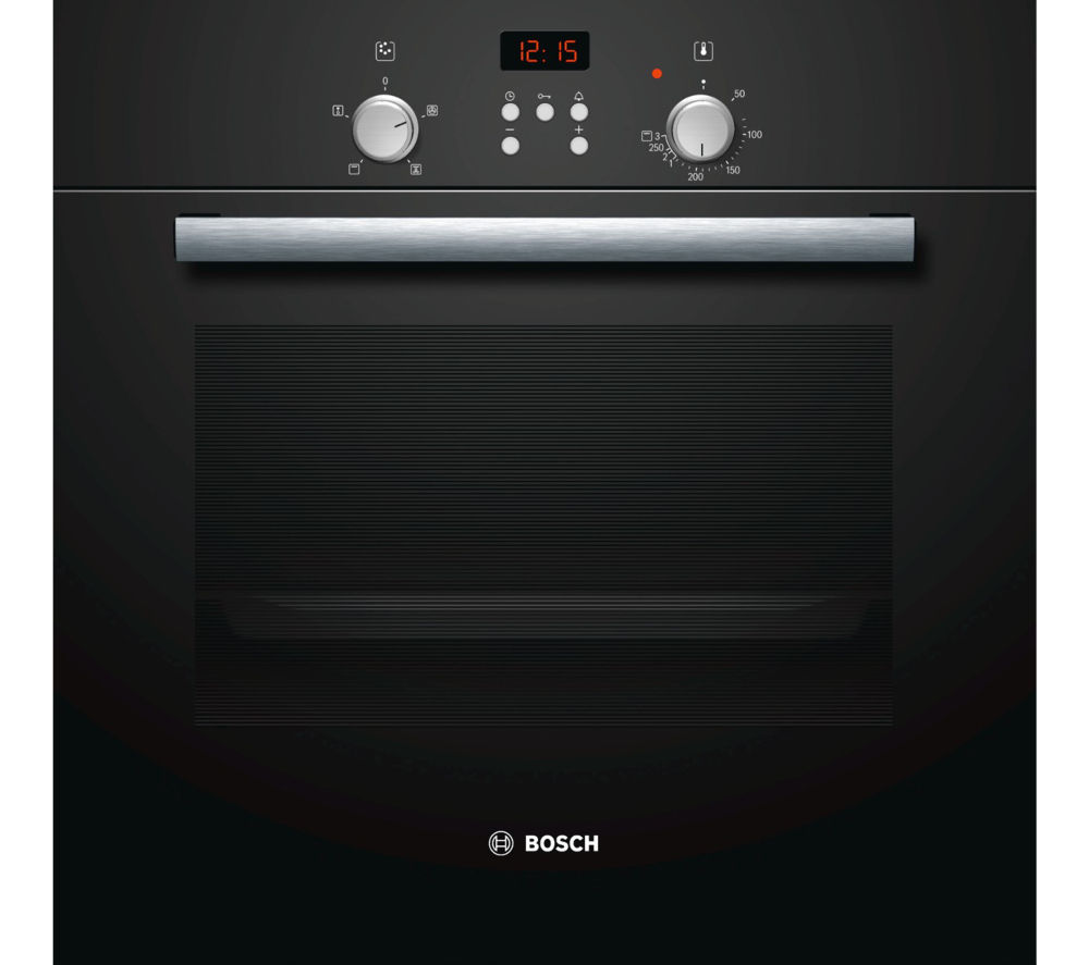 BOSCH HBN331S4B Electric Oven Serie 2 - Black