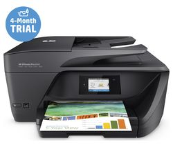 HP Officejet Pro 6960 All-in-One Wireless Inkjet Printer with Fax
