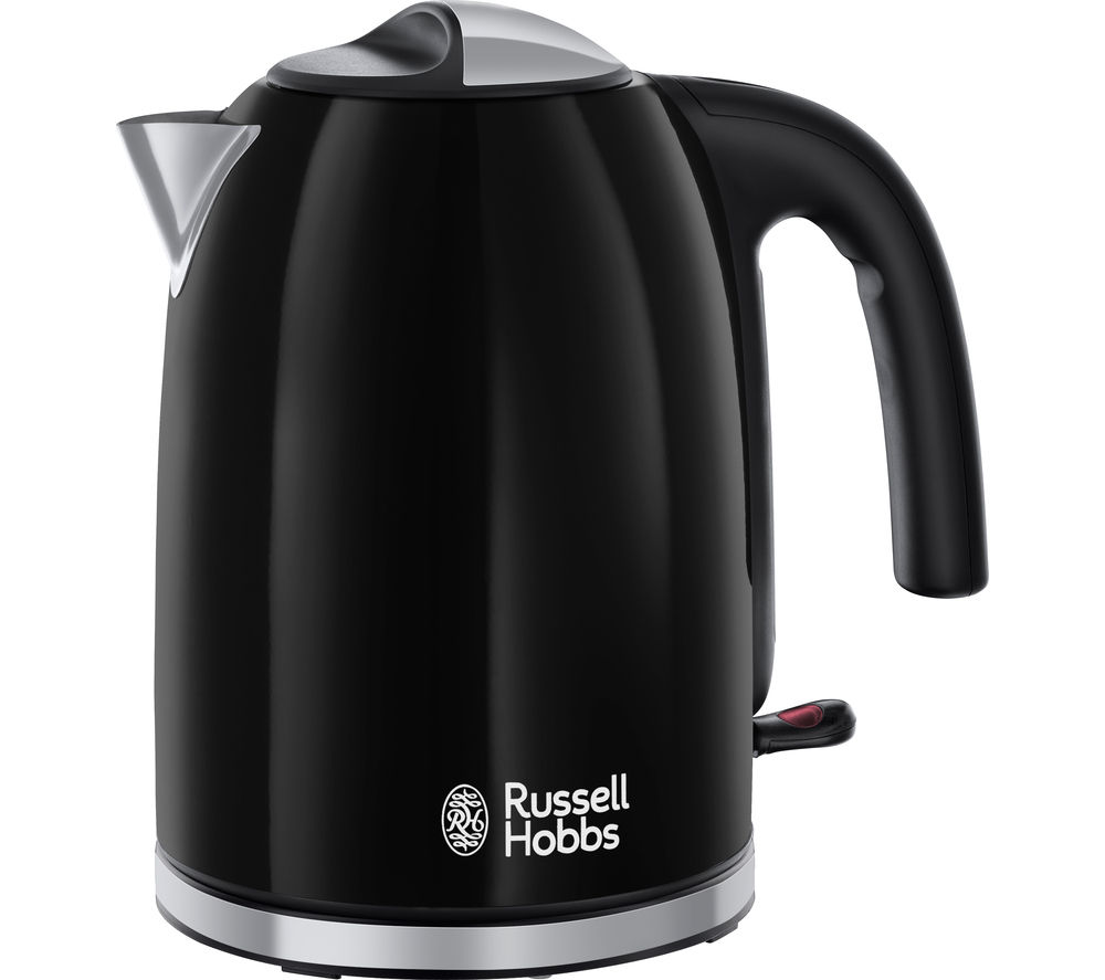 RUSSELL HOBBS Colours Plus 20413 Jug Kettle - Black