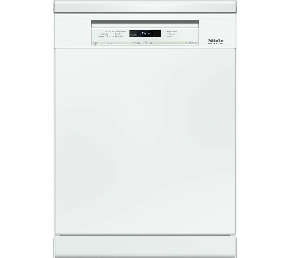 MIELE G4940BK Full-size Dishwasher - White