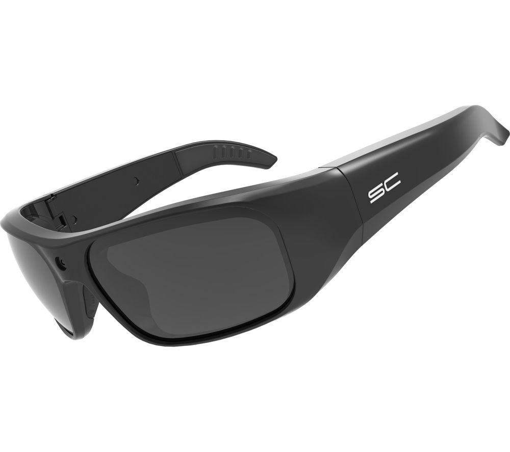 SUNNYCAM Xtreme Camcorder Glasses - Black