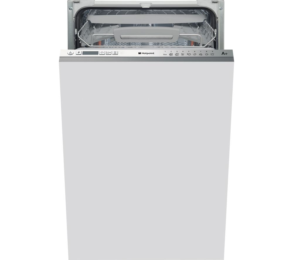 HOTPOINT LSTF 9H123 C L UK Slimline Integrated Dishwasher
