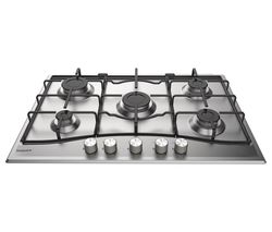 HOTPOINT PCN 752 U/IX/H Gas Hob - Stainless Steel