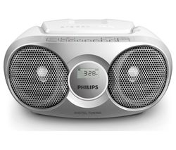 PHILIPS CD Soundmachine FM Boombox - Grey