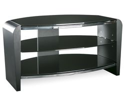 ALPHASON Francium 800 TV Stand - Black