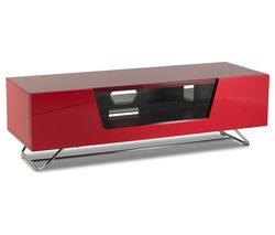 ALPHASON Chromium 2 1200 TV Stand - Red