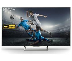 "SONY BRAVIA KD55XE8577 55"" Smart 4K Ultra HD HDR LED TV"