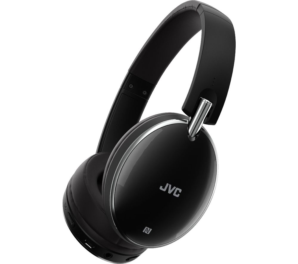 JVC HA-S90BN-B-E Wireless Bluetooth Noise-Cancelling Headphones specs