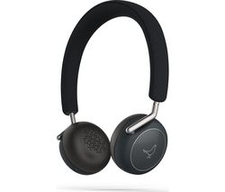 LIBRATONE Q Adapt Wireless Noise-Cancelling Headphones - Stormy Black