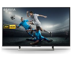"SONY BRAVIA KD65XE7002 65"" Smart 4K Ultra HD HDR LED TV"