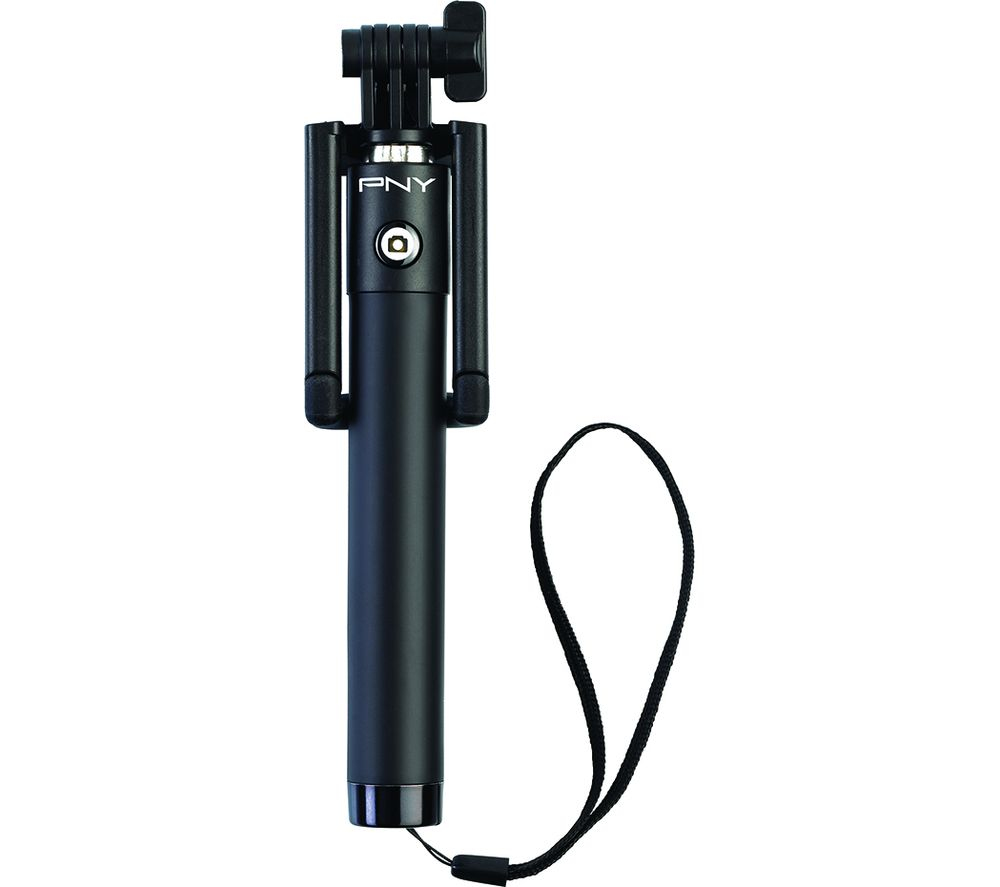 PNY BSS101 Wireless Selfie Stick - Black