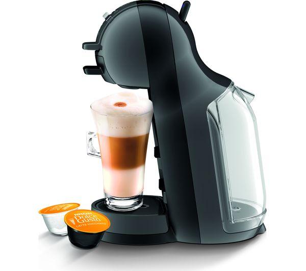 Buy Dolce Gusto By Krups Mini Me Kp120840 Coffee Machine Black