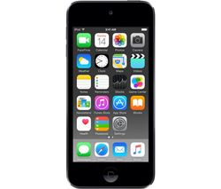 Image of APPLE iPod touch - 128 GB, 6th Generation, Space Gray