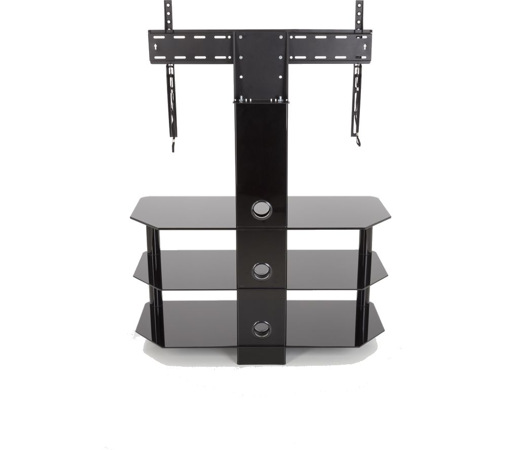 AVF SDCL900BB 900 mm TV Stand with Bracket - Black