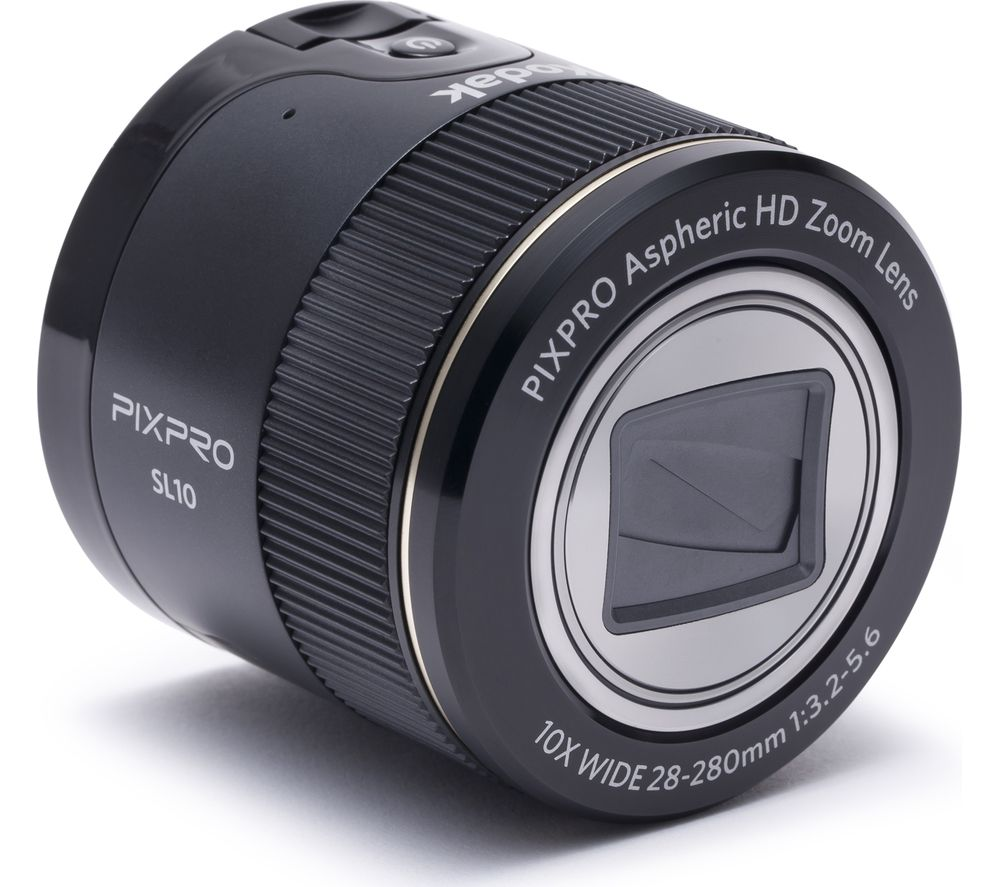 Click to view product details and reviews for Kodak Pixpro Sl10 Smart Lens Camera Black Black.