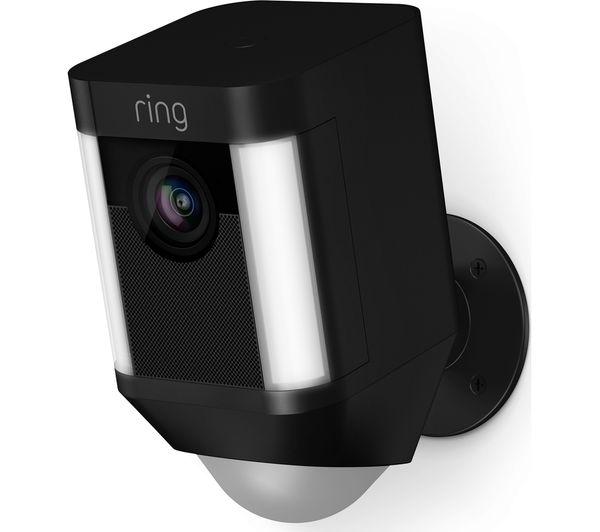 Image of RING Spotlight Cam Battery - Black