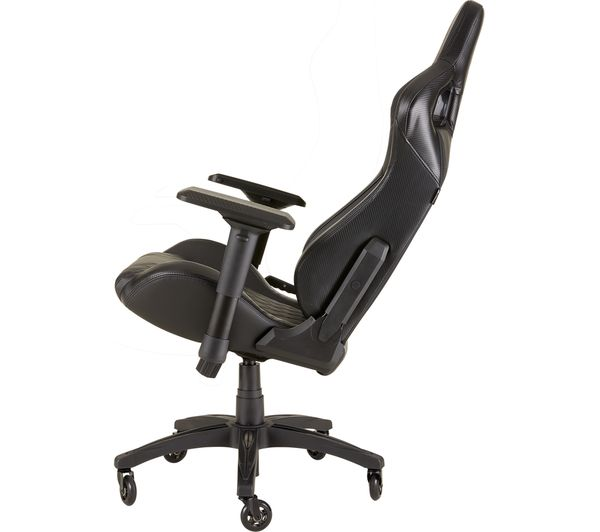 CORSAIR T1 Race Gaming Chair - Black  sc 1 st  Currys & Buy CORSAIR T1 Race Gaming Chair - Black | Free Delivery | Currys