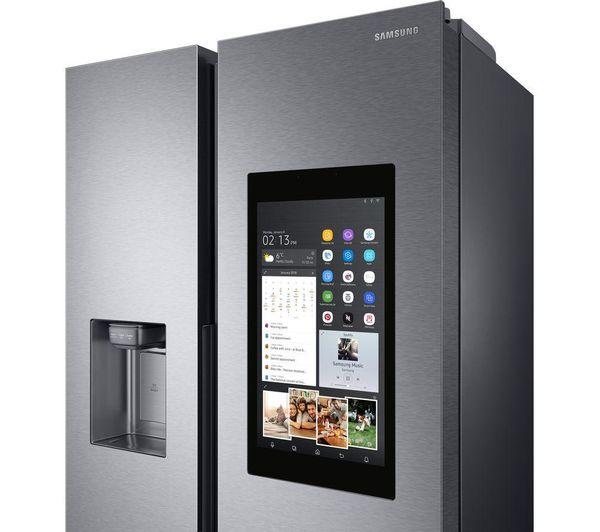 Samsung Rs8000 Rs68n8941sl American Style Fridge Freezer