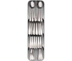 JOSEPH JOSEPH DrawerStore Cutlery Organiser - Grey