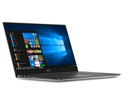 "DELL XPS 15 15.6"" Intel® Core™ i7 Laptop - 512 GB SSD, Silver"