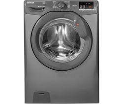 HOOVER Link DHL 1482D3R Smart 8 kg 1400 rpm Washing Machine - Graphite