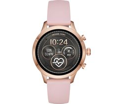 MICHAEL KORS Access Runway MKT5048 Smartwatch - Rose Gold & Pink
