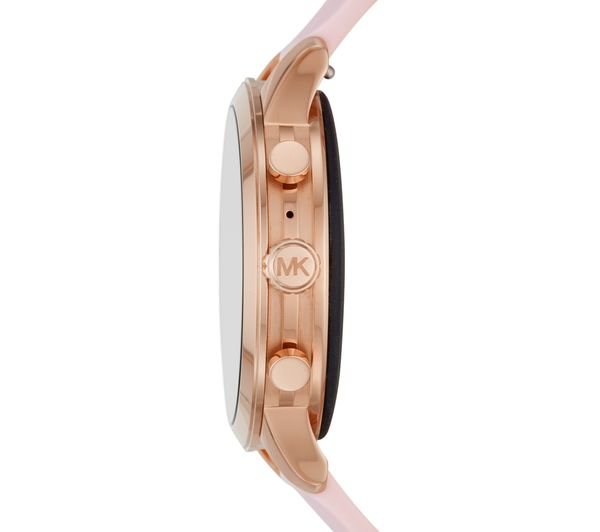 e0562c42f0a8 Buy MICHAEL KORS Access Runway MKT5048 Smartwatch - Rose Gold   Pink ...